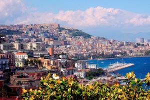 Неаполь 2015 – отдых для влюблённой пары