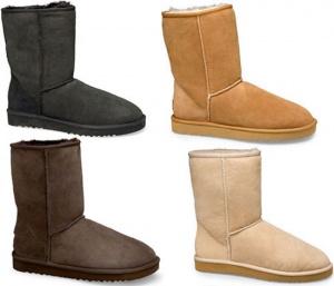 Модные обувь зимы 2015 – угги
