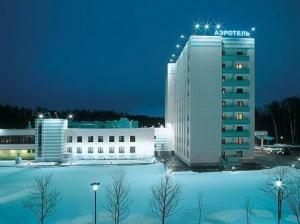 Гостиничный комплекс «Аэротель» в Домодедово