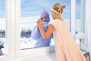 Пластиковые окна – тепло и уют в доме