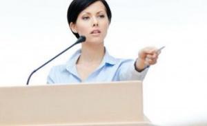 Навыки ораторского мастерства