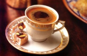Готовим кофе по-турецки