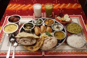 Индийские продукты питания полезны для здоровья