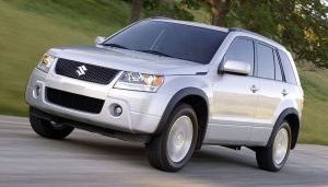 Suzuki grand vitara – ваш надежный автомобиль