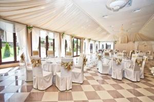 Как выбрать банкетный зал для свадьбы?