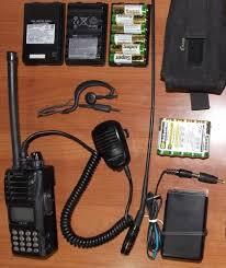 Комплект радиостанции – удобная вещь