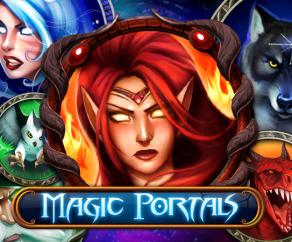 Магические порталы в казино Вулкан