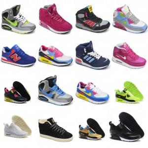 Мужские кроссовки известных брендов