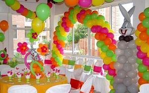 Декорации и воздушные шары на любой праздник