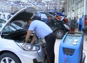 Ремонтируем кондиционер автомобиля