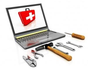 Компьютеры и ноутбуки лучше ремонтировать в сервисном центре!