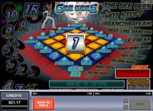 Играем в слот онлайн the gee gees
