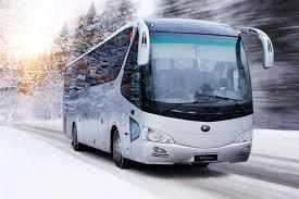 Заказ автобуса – правильное решение для большой компании