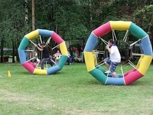 Игры для активного отдыха на природе