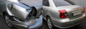 Как происходит кузовной ремонт ВАО?