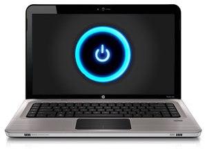 По какой причине может не включаться ноутбук?