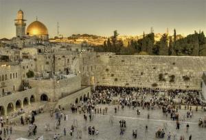 Молитва на исполнение желания. Израиль: Стена Плача