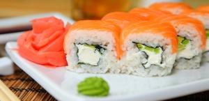 Готовим суши самостоятельно