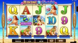 Игровой автомат Bikini Party
