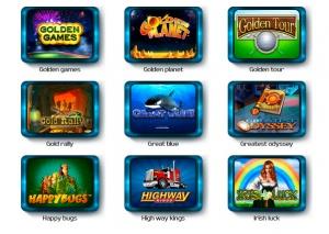 Игровые автоматы воплощают в жизнь самые оригинальные желания пользователей
