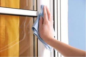 Пластиковые окна. Как правильно ухаживать?