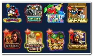 Онлайн игры на азартную тематику