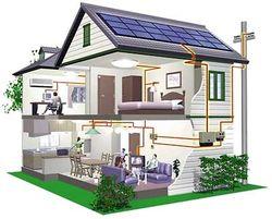 Проект электроснабжения загородного дома