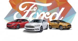 Популярные автомобили Ford