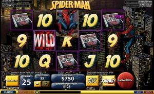 Игровые автоматы для любителей Человека – Паука