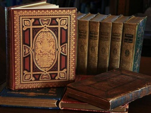 Антиквариатные книги