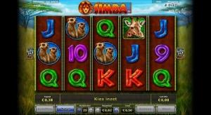 Обзор игрового слота African Simba