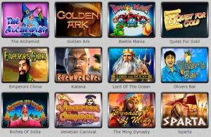 Популярнейшие производители софта для игровых автоматов