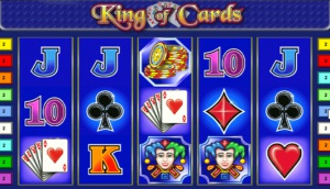 Игра в слот King of Cards