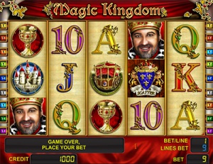Обзор игрового слота Magic Kingdom