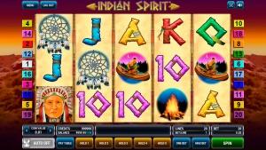 Обзор игрового автомата Indian Spirit