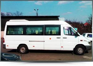 Микроавтобус: какой арендовать?