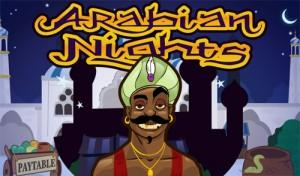 О чем повествует игровой слот Arabian Nights?