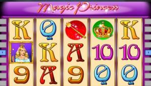 Бонусные раунды игры Magic Princess