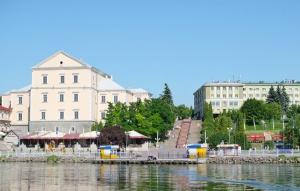 Тернополь - город в Украине