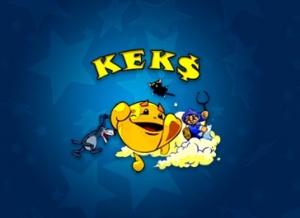 Keks – сказочный игровой автомат о Колобке