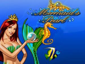 Игровые автоматы Mermaid's Pearl и Эволюция