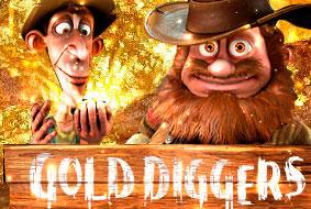 Обзор игрового слота Gold Diggers