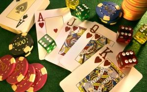 Игры в покер в казино онлайн