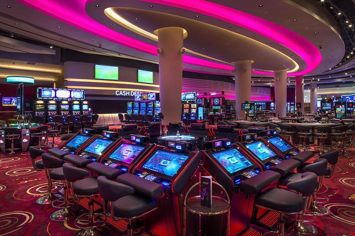 Зарождение первых казино