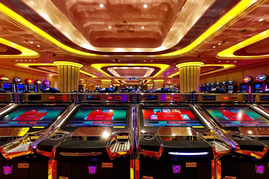1g приморская игровая зона.казино